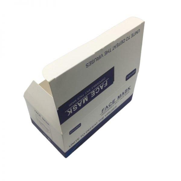 mask paper box