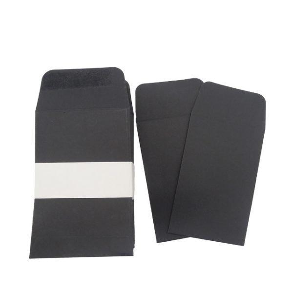 black envelope