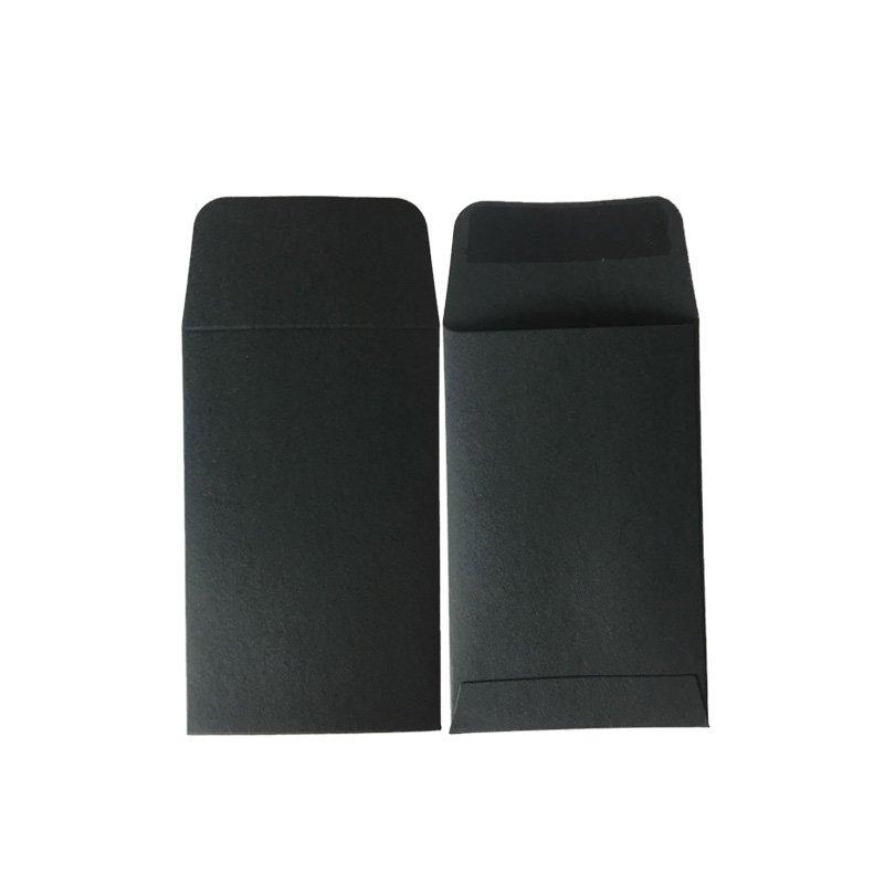 Black Coin Envelopes