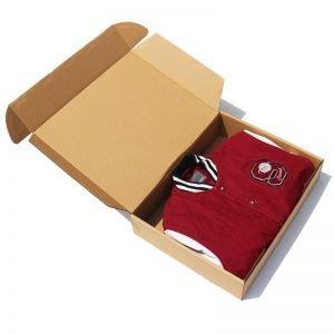 Brown Tuck Top Box