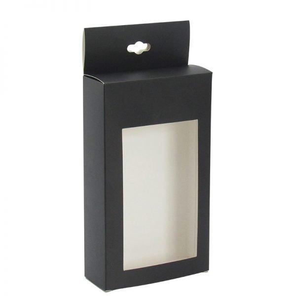 Window Slot Paper Box
