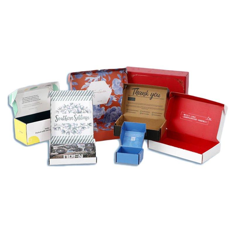 Color airplane box