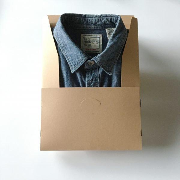 T shirt box
