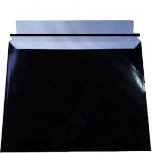 Black Mailer Envelope