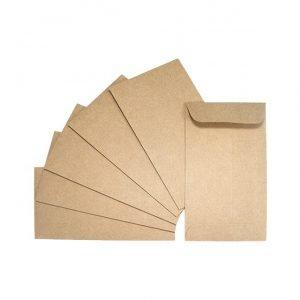 BroBrown Coin Envelopes