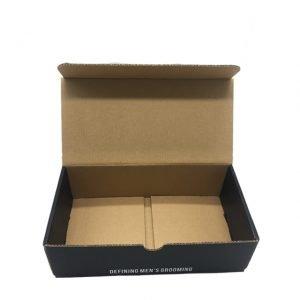 Black Corrugated Boxes