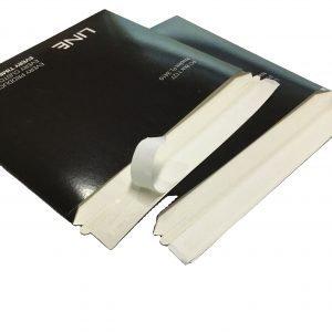 black shipping envelopes