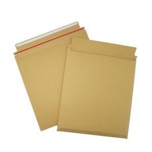 Brown Gusset Mailer