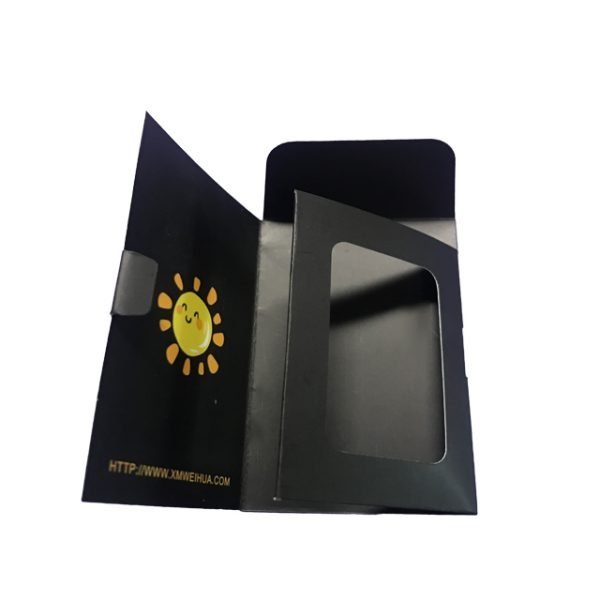 Coin Envelope With PVC Window