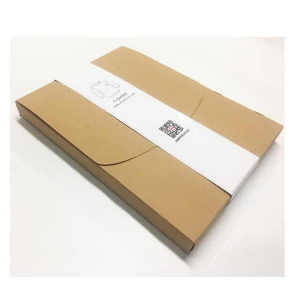 T-shirt Packaging Sleeve Boxes