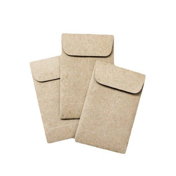 brown coin envelope