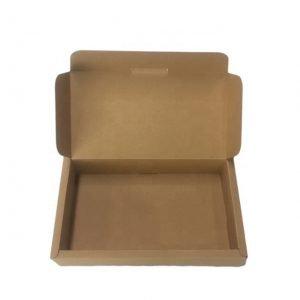 Recyclable Brown Kraft Box