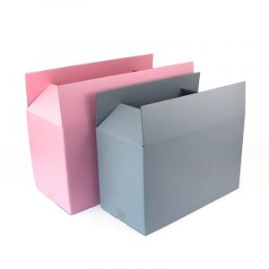 Color Express Package Box