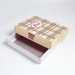 Luxury Paper Box for Socks