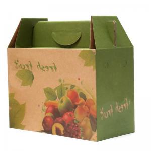Gift Box With Handle
