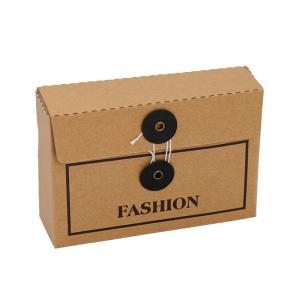 Button Thread Folding Boxes