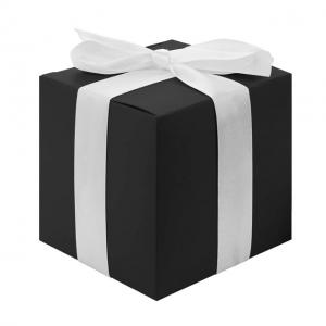 Favor Box with Satin Ribbon